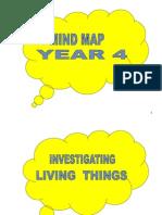 Mind Map Year 4