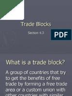 Trade Blocks Saarc,Nafta
