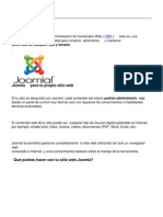 1. Introduccion a Joomla Cms