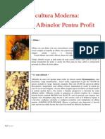 Cresterea Albinelor Pentru Profit