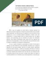 Charla Soriano+Gausa31032005