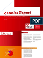 The 2007 ZeBBie Awards Report