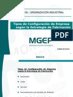 TIPOS DE CONFIGURACIÓN DE EMPRESAS (1)