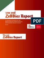 The 2008 ZeBBie Awards Report