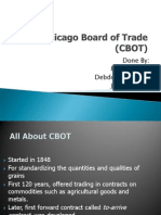 Chicago Board of Trade-(CBOT)