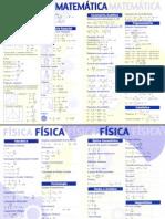 Poster - Física e matemática