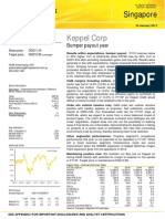 Keppel Corp FY12 Results 2501131