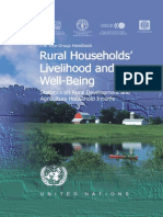 Wye Gruop Handbook - Rural Households Livelihood and Well-being