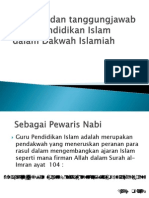 2. Peranan Dan Tanggungjawab GPI Dalam Dakwah- Afwan