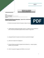 EXPERIMENTO #7- Sintesis de Aspirina- Acido Acetilsalicilico 24 de Marzo de 2011