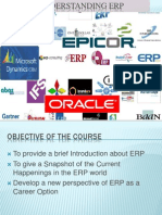 A Journey of ERP