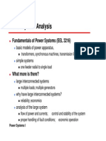 Power System-Per Unit Analysis