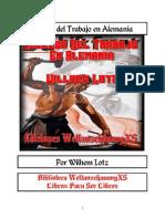 Lotz Willhem-La Belleza Del Trabajo en Alemania