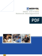 Intelligent Network Operations Center Brochure