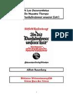 Rosenberg Alfred-A Los Oscurantistas de Nuestro Tiempo