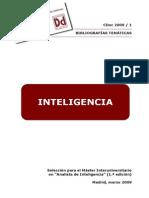 SGT Bibliografia Inteligencia