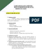 24749631 Schema Recapitulativa Privind Structurile Patrimoniale de Activ Respectiv Pasiv