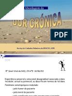 Abordagem da dor crónica - 2011