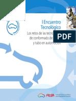 Resumen I Encuentro Tecnologico Chapa