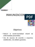 Inmunizaciones Lili.