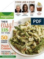 Food Network Magazine 2013sep