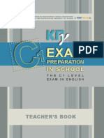 C1 Teachers Book English