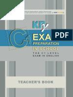 C1 Teachers Book English