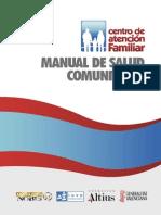 Manual de Salud Comunitaria