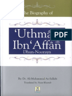 The Biography of Uthman Ibn Affan R Dhun Noorayn
