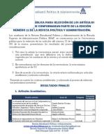 Resultados Convocatoria No. 22 Revista Estudiantil Universitaria POlítica y Administración(1).pdf