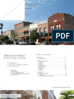 Mass Street District Urban Design Standards