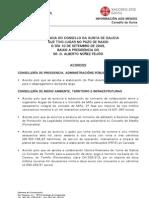 100909 Consello da Xunta