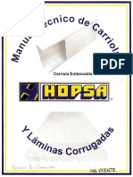 Manual de Carriolas (Hopsa)