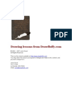 Drawing Lessons From Drawfluffy