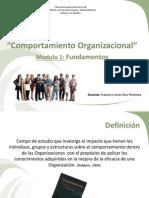 Comportamiento Organizacional. Fundamentos