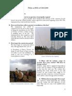 2. Project_Environmental Social Impact Assessment _FAQs_ENG