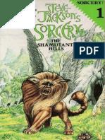 Steve Jackson's Sorcery (1of5) - The Shamutanti Hills