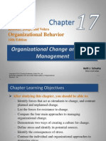 Organization Change and Stress Management