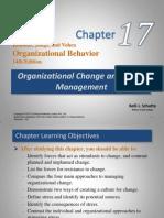 Organization Change and Stress Management
