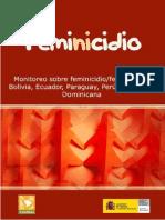 Sistematizacion de Feminicidio Vf2 2008