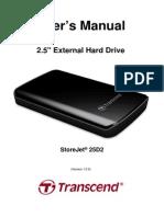 Manual Sj25d2 En