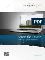 Carnegie Across the Divide Tackling Digital Exclusion Full Report