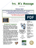 newsletter- january 2014