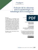 Dialnet-EvolucionDeLasRelacionesEntreLaEpistemologiaYLaMet-3798214