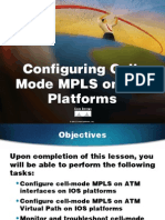 MPLS10S06-Configuring Cell-Mode MPLS on IOS Platforms