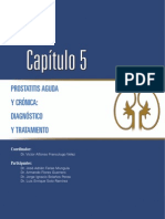 Diagnostico y TX Prostatitis