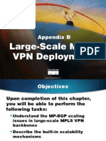 MPLS10SAB-Large-Scale MPLS VPN Deployment