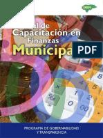 Manual de Capacitacion Finanzas Municipales