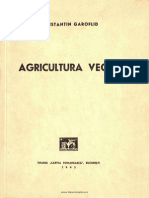 Agricultura Veche