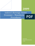 Mechanical Assembly Procedure
